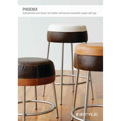 Phoenix - Pull-Up Aniline Leather