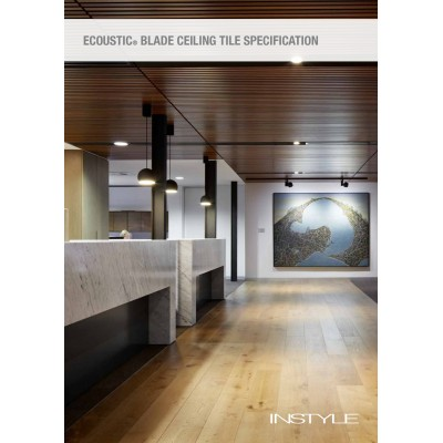 Ecoustic Blade Ceiling Tile