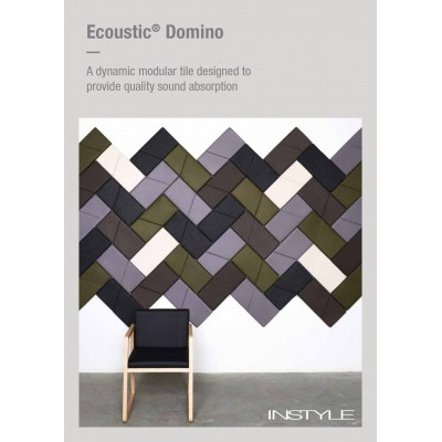 ECOUSTIC DOMINO | WALL TILE