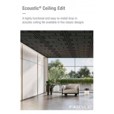 ECOUSTIC EDIT | CEILING TILE