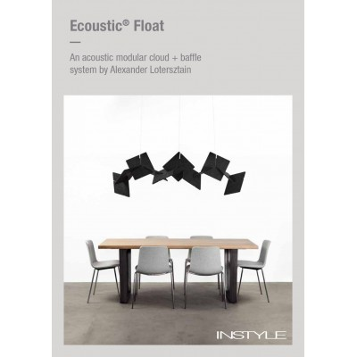 ECOUSTIC FLOAT | CLOUD + BAFFLE