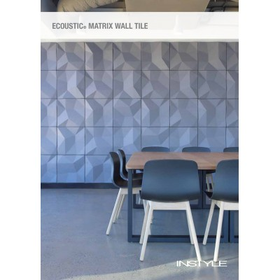 Ecoustic Matrix Tile