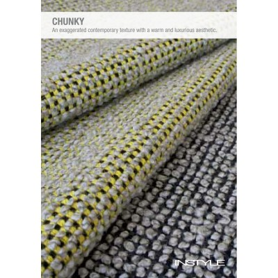 Chunky - Upholstery Textile