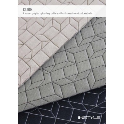 CUBE | UPHOLSTERY TEXTILE
