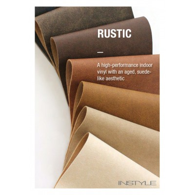 RUSTIC | HIGH PERFORMANCE VINYL